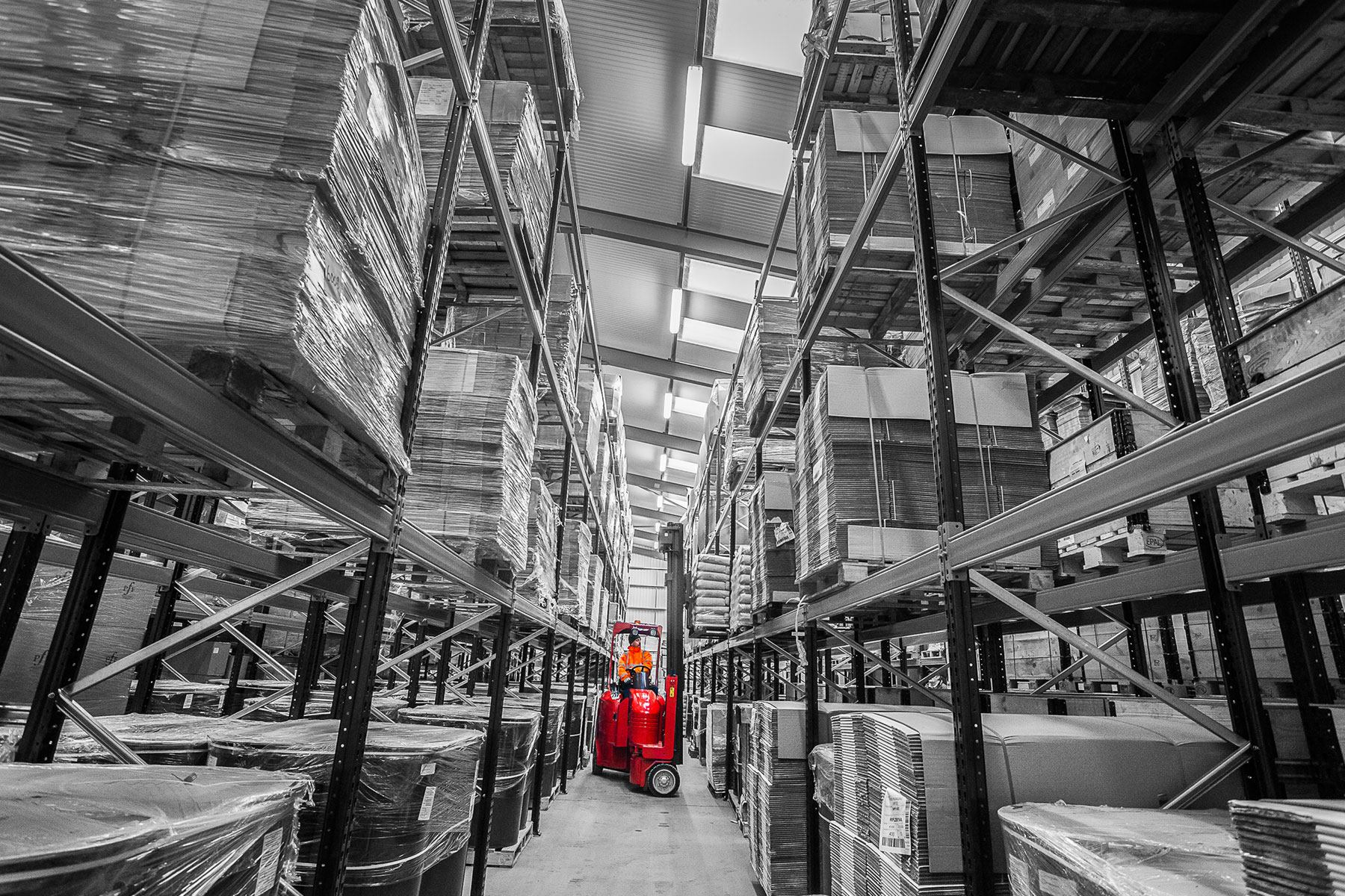New Warehouse Facility Signals Expansion
